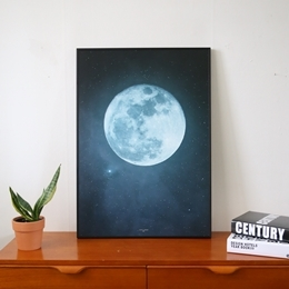 Lucky Full Moon Poster